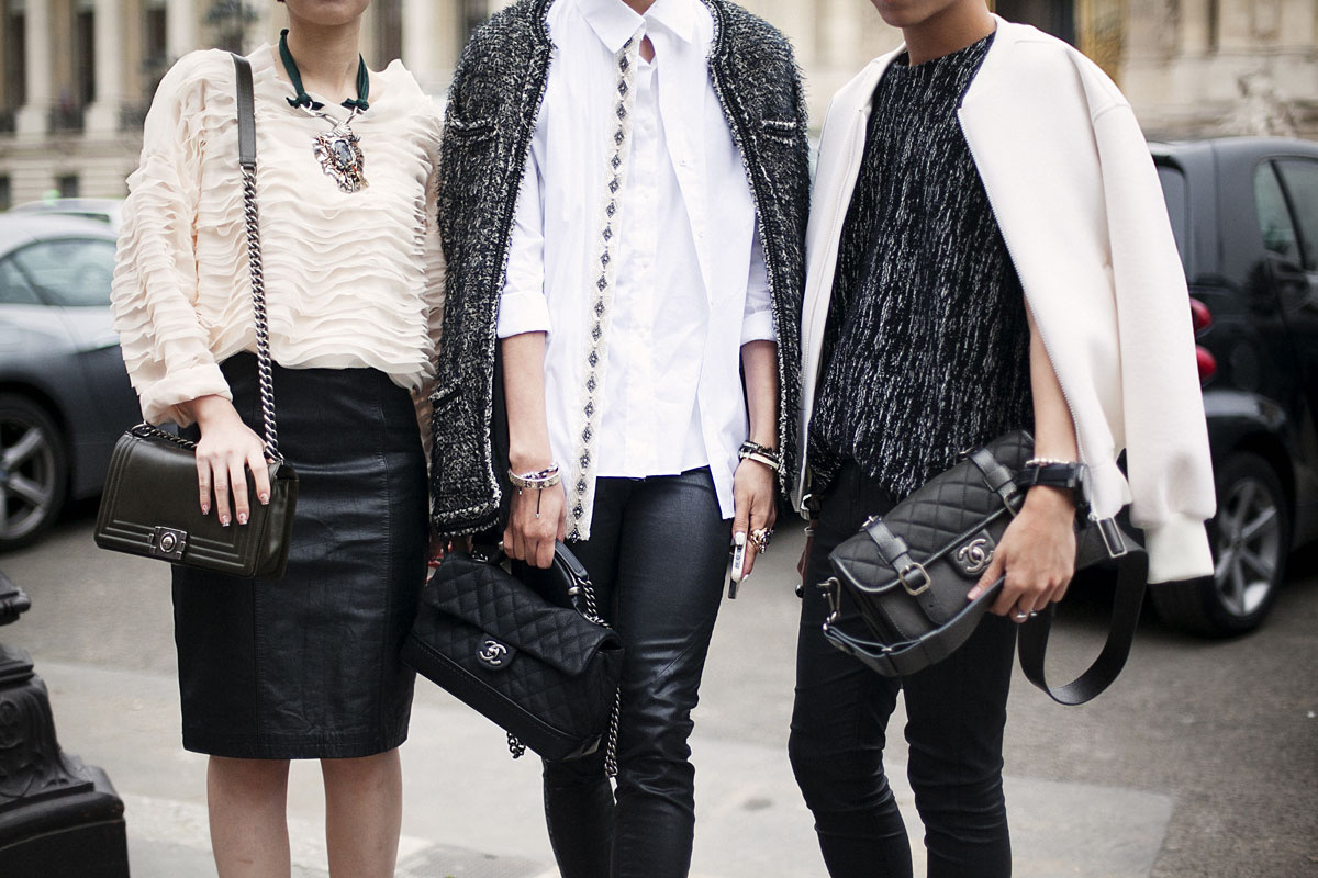 买vintage Chanel前你一定要知道的五件事情 包包 悦时尚 华人时尚美妆流行趋势 北美省钱