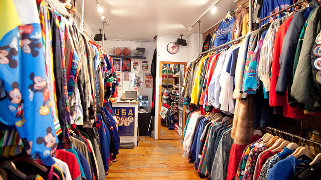 Resell Thrift Store Clothes