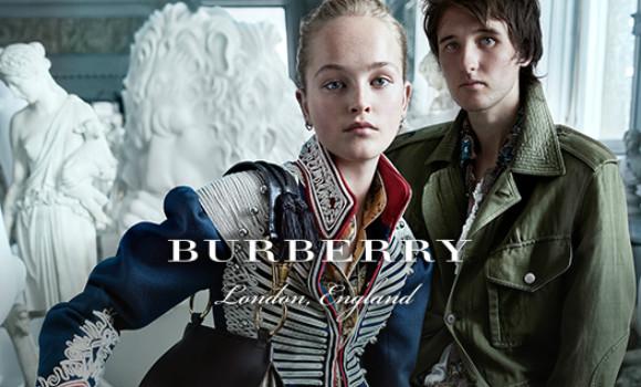 Burberry 亮新招!全新秀场系列即看即买,不用再等半年!