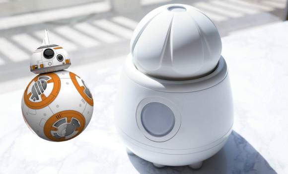 BB-8?洗脸机?史上最萌洁面仪器出现啦!