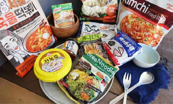 宅家救星 ▏十种亚洲冷门速食料理大评测