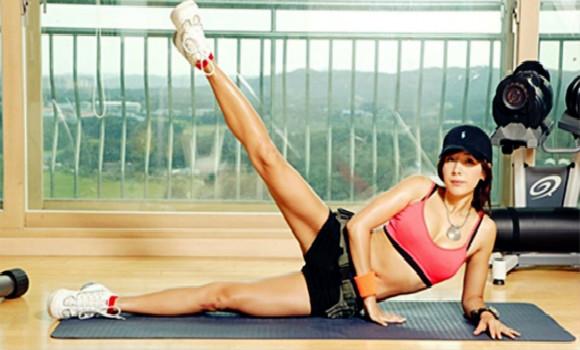 大象腿、肌肉腿、O型腿通通起开!教你练修长美腿