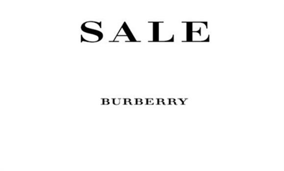 Burberry美国官网2018年中大促开始啦!