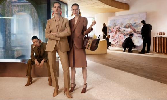 Discover the New Burberry Collection
