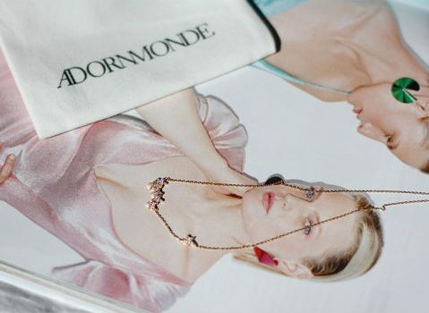 火遍Ins、各大时尚博主亲自带货的仙女首饰品牌