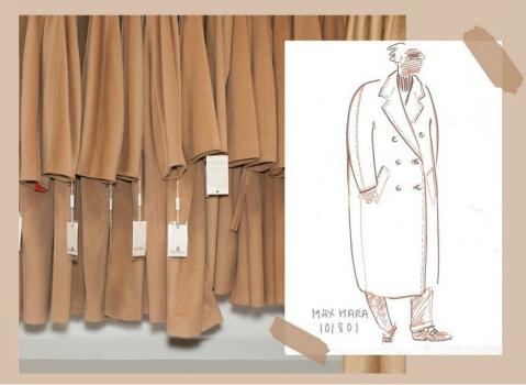 MaxMara經典呢大衣款式科普