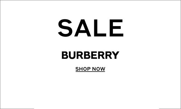 Burberry 2019大促强势来袭!